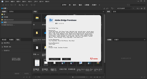 Adobe Bridge 2021破解版